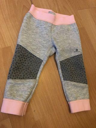 Pantalon antideslizante Talla 12 meses