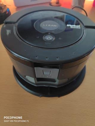 Robot friegasuelos iRobot