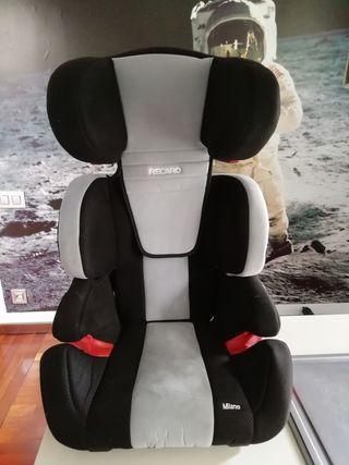 silla de coche Recaro Milano