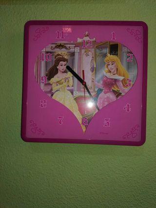 Reloj de pared infantil