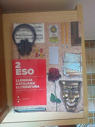 libro de catalan de 2 de eso
