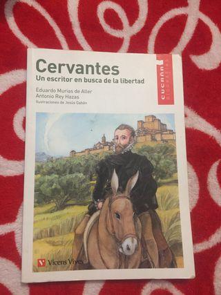 Cervantes ( un escritor en busca de libertad)