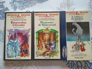 Dungeon & Dragons libro juego