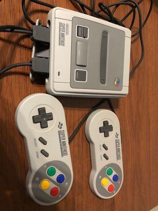 Nintendo clasic mini