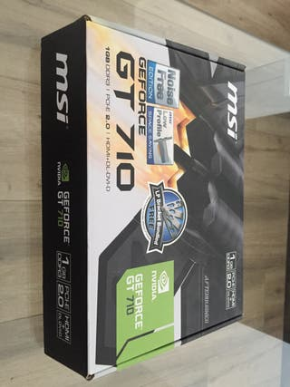 MSI Nvidia Geforce GT 710 1 gb