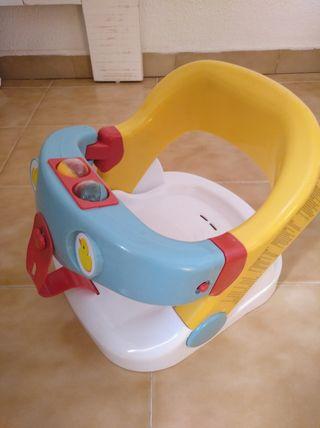 Sillita para baño bebés
