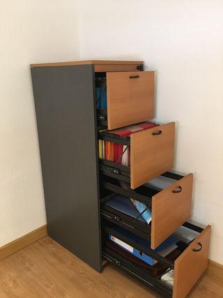 Archivador , armario , estanteria