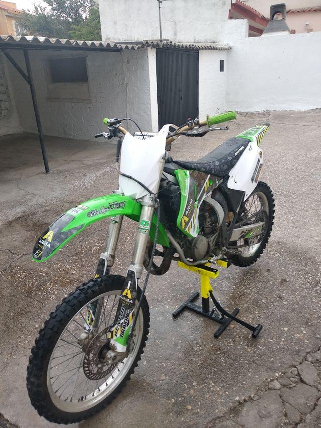 kx 125 2002