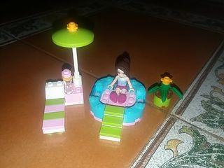 lego friends piscina
