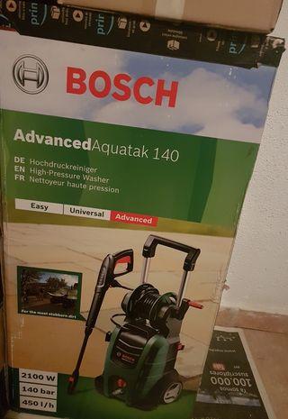 """Karcher"" Hidrolimpiadora Bosh aquatak 140 Nueva"