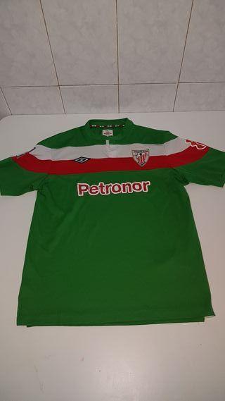 camiseta Athletic umbro 2011-2012