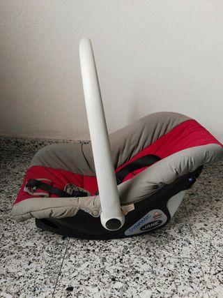 Maxi Cosi Jane. Ideal silla complementaria coche