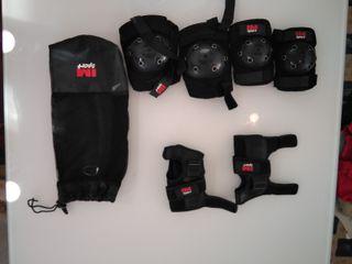 Pack completo de protecciones para niño