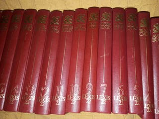 Enciclopedia Lexis del círculo de lectores