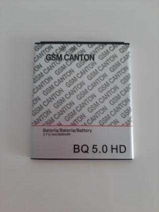 Batería Bq 5.0 NUEVA