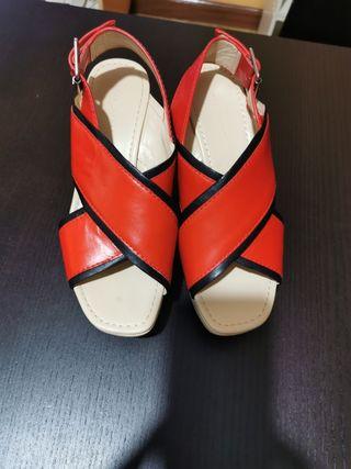 Sandalias de Zara woman