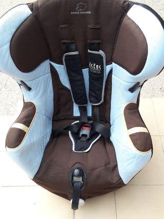 silla coche bebe confort iseos con isofix