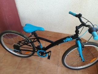 Bicicleta de niño de 8 a 12 años
