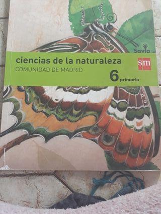 naturales comunidad de Madrid 6 primaria