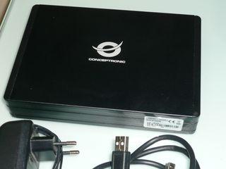 DISCO DURO 2TB.CONCEPTRONIC USB 3,5