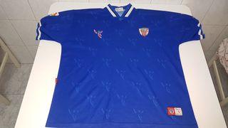camiseta Athletic club de Bilbao 2001-2002