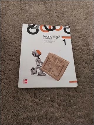 libro de tecnología industrial de 1 de bachillerat