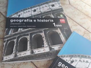 geografia historia 1 ESO editorial sm