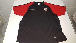 camiseta entrenamiento del Athletic umbro