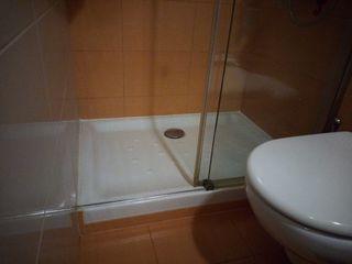 Cambiar bañera por ducha.