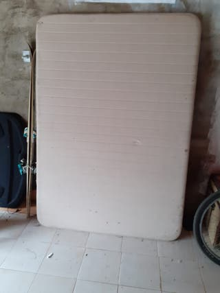 Base tapizada 135 x 190