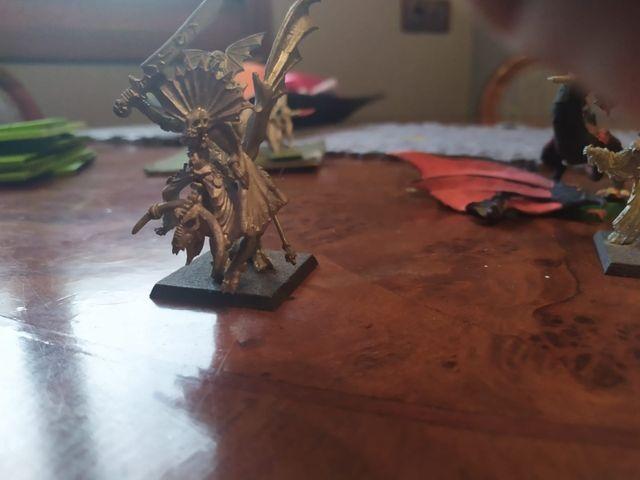 figuras no muertos warhammer