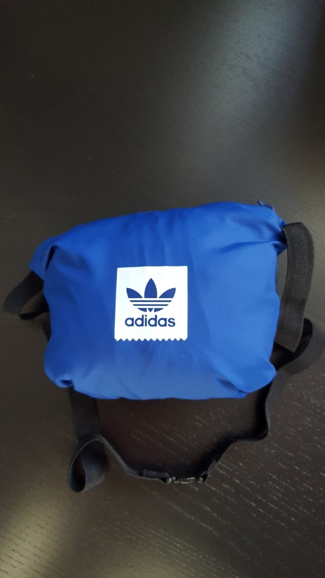 Adidas Skateboarding Packable Chaqueta Anorak