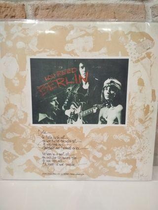 Disco Vinilo Lou Reed Berlin