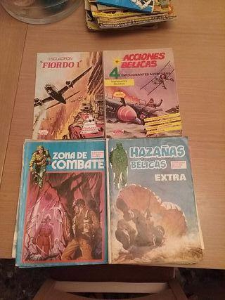 Comics de Guerra. no envios