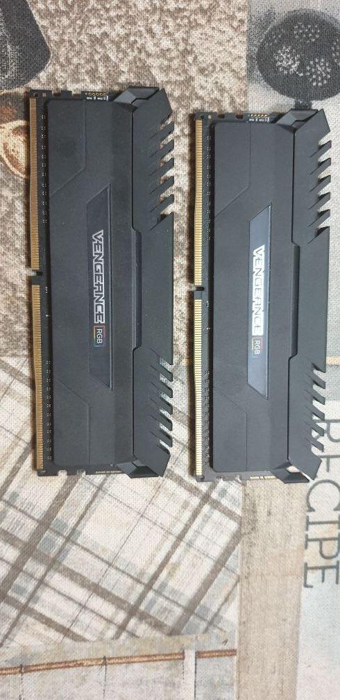 Corsair Vengeance RGB 2x8GB 3466 MHz CL16