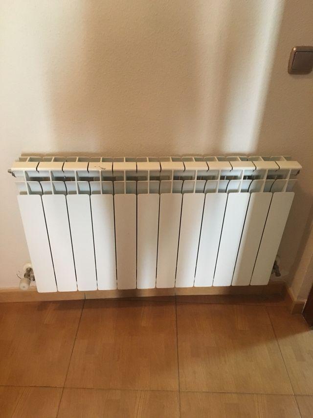 Radiadores calefacción de gasoil