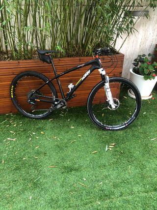 Bicicleta montaña KTM MYROOM