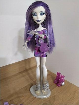 Monster High Twyla y Spectra