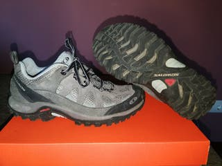 Zapatillas trekking Salomon n° 38
