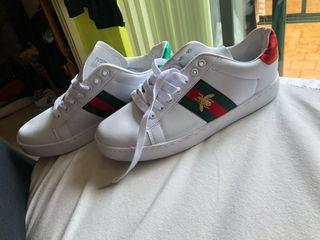 Zapatillas Gucci n39-40