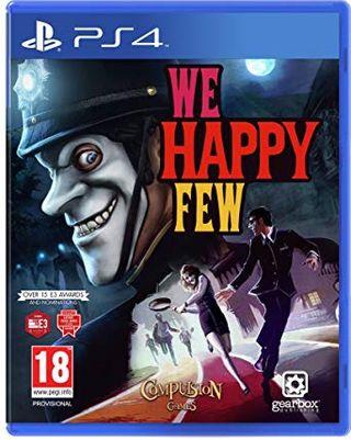 We Happy Few PS4 nuevo