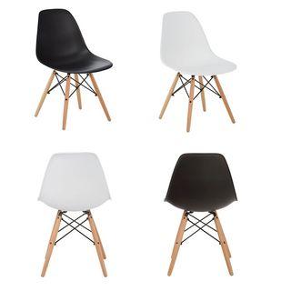 PACK 2 sillas Nuevas nordico