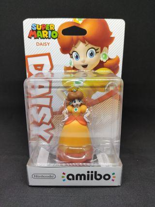 Amiibo Daisy Nintendo NUEVO