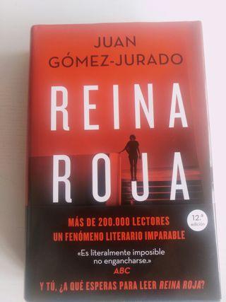 la reina rojo. Juan Gómez jurado