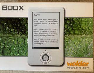 Ebook Wolder BOOX-s