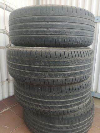 ruedas con llantas 205 r55 16