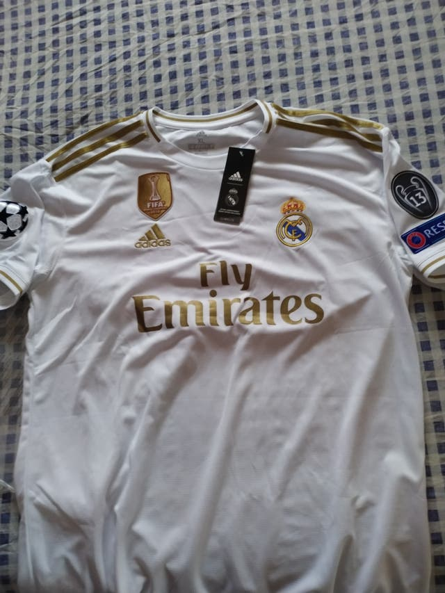 camiseta Madrid