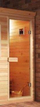 Sauna Seca Vichy usada dos veces