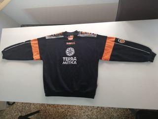 Sudadera Luanvi Valencia CF