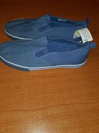 Zapatos niño talla 38